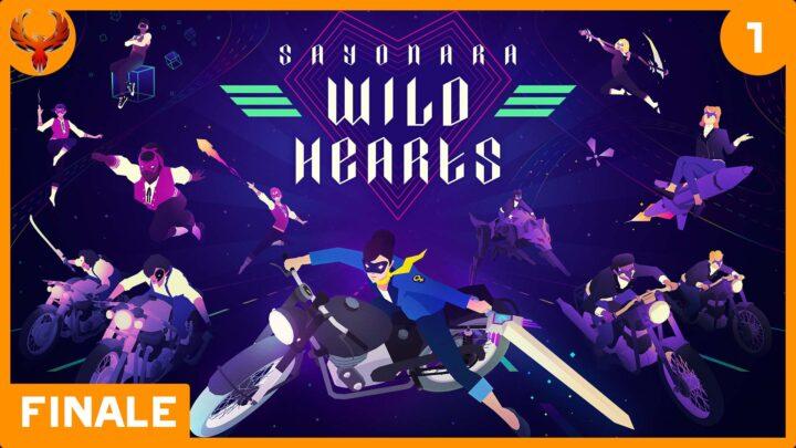 BlurryPhoenix Streams: Sayonara Wild Hearts