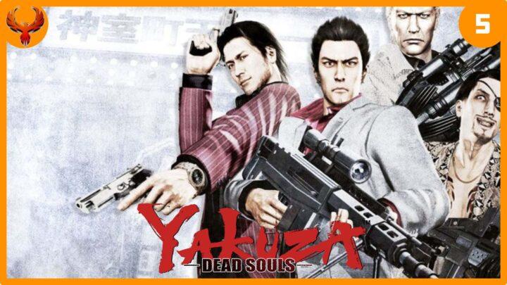 BlurryPhoenix Streams: Yakuza – Dead Souls (pt. 5)